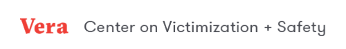 Logo Vera Institute of Justice Center on Victimization and Safety